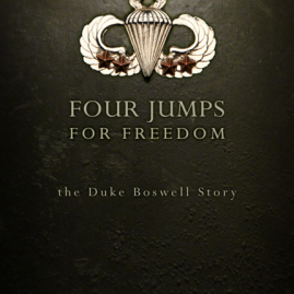 Four Jumps For Freedom