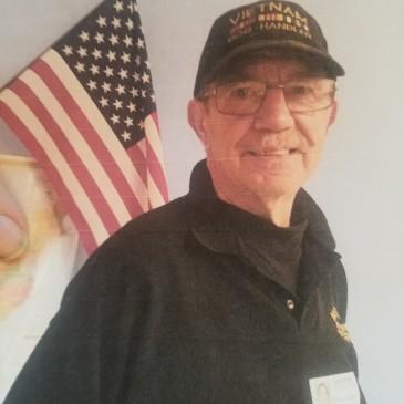 Vietnam Veteran War-Dog Handler Rick Claggett Tells His Incredible Story to Denver High Schoolers