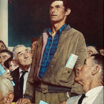 Norman Rockwell Four Freedoms Coming to Denver Art Museum in 2020, Get Tickets SOON